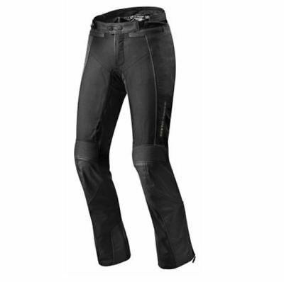 (eBay Advertisement) Rev'It Trousers Gear 2 Ladies Pant, Black, Size 42 Short - FPL026 0012-L42