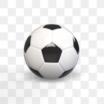 Football Championship Realistic Soccer Ball Isolated Soccer Clipart Football Black And White Final Png Transparent Clipart Image And Psd File For Free Downl Soccer Ball Football Background Soccer