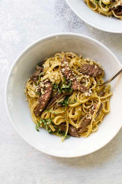 15 Minute Pasta With Olive Oil And Garlic Recipe Pasta Dinner Recipes Carbonara Recipe Recipes