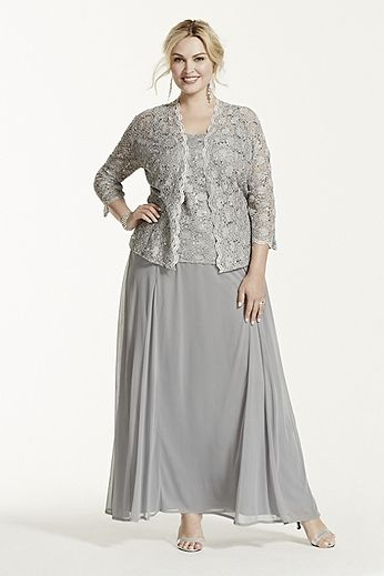 mother of the bride dresses tea length plus size petite ...