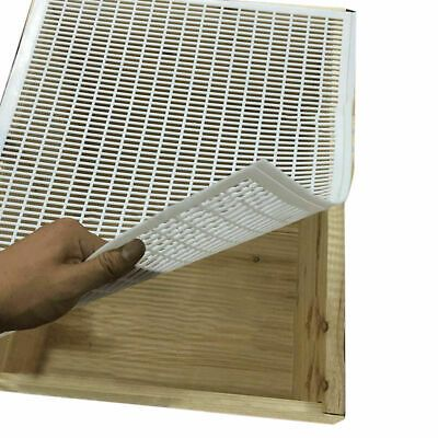 Frame Beekeeping Beekeeper Bee Queen Excluder Trapping Grid Net Tool