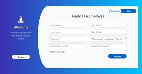 50 Best Free Bootstrap Form Templates Examples In 2019 Login Form Templates Form Design