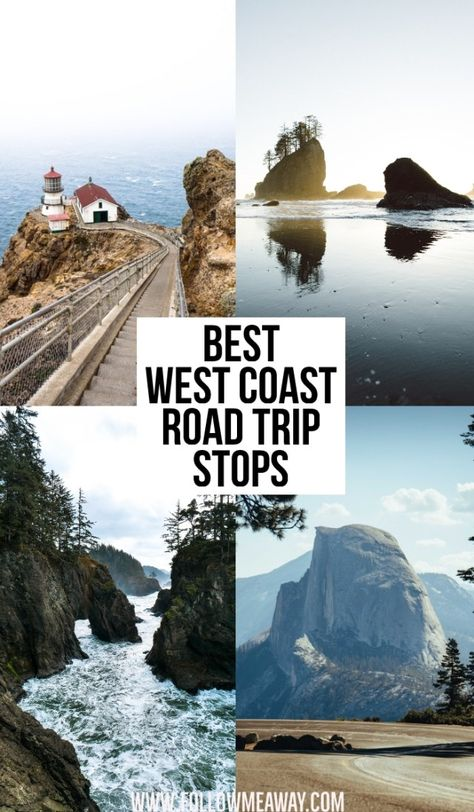10 Best Natural Sites You Must See On The West Coast USA