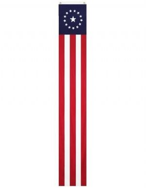 Colonial Style Pulldown From Parker Flags And Pennants Inc Custom Flag Makers Custom Flags Colonial Style Flag Maker