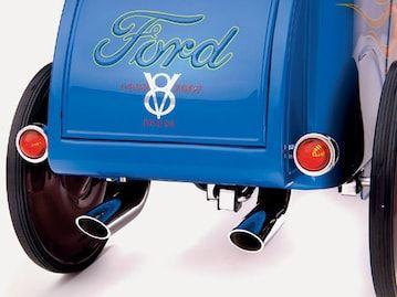 Street Rod Pedal Cars - Hot Rod Network