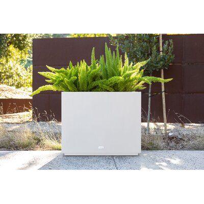 Modern Square Slate Concrete Pot Planter In 2020 Planters