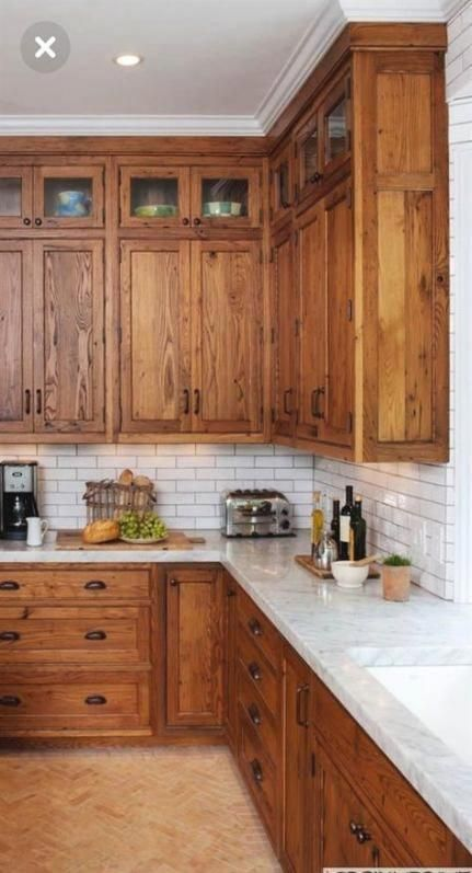 Kitchen Wood Worktop Cupboards 37 Ideas Rustic Kitchen Cabinets Kitchen Design Kitchen Cabinet Design