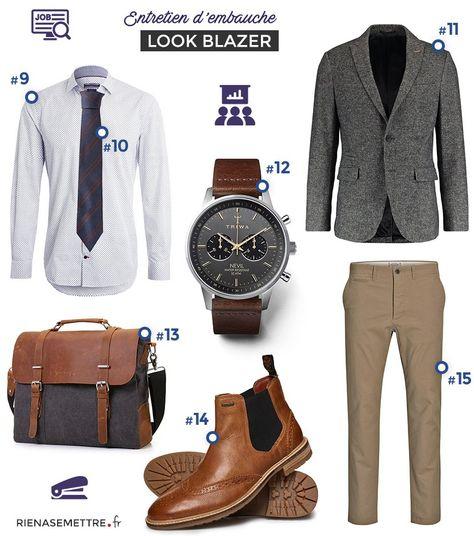 Comment s'habiller pour un Entretien d'Embauche ? Conseils et