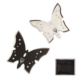 """""""Jess... why do you have butterfly throwing stars?""""  """"Because I couldn't find ones in the shape of roses?"""" She called back"""