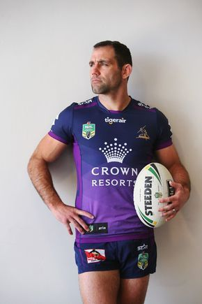 Cameron Smith Photos Photos Melbourne Storm Media Opportunity Rugby Men Rugby Players Cameron Smith