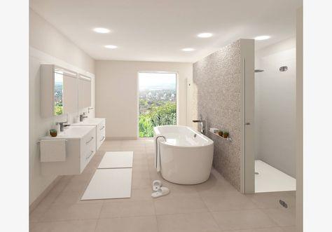 Large Bathroom Ideas White Obi Bathroom Planner Bathroom Ideas Large Obi Planner White In 2020 Helle Badezimmer Badezimmer Planen Badezimmer