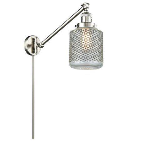 Breakwater Bay Iyana 1 Light Swing Arm Lamp Walmart Com Swing Arm Lamp Innovations Lighting Lamp