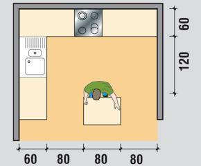 Wyspa Kuchenna Floor Plans Small Spaces Home