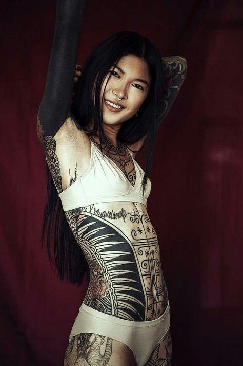 Anhwisle - New Tattoo Models