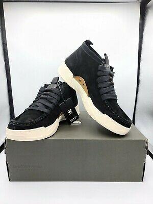 G Star Raw Rackam Wallabee Sport Mid Top Sneakers Black Mid Top Sneakers Top Sneakers Sneakers Black