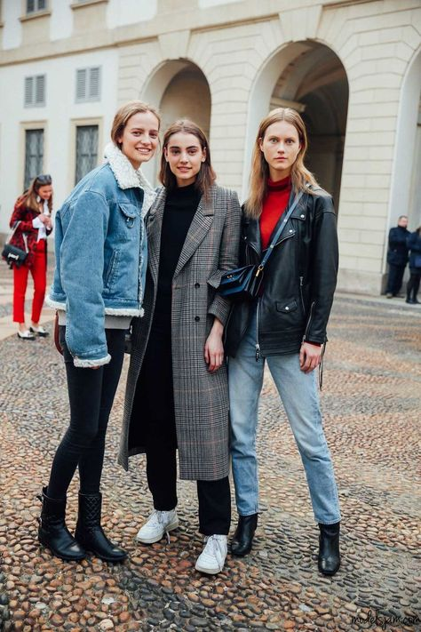 Model-Approved Style Picks for Fall
