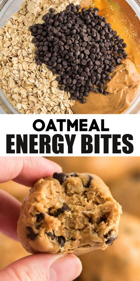 Healthy Sweets, Healthy Snacks, Protein Snacks, Energy Snacks, Quick Snacks, Vegan Recipes, Snack Recipes, Cooking Recipes, Fun Cooking