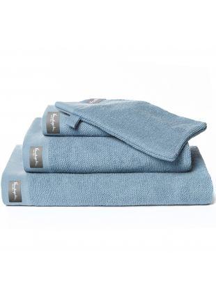 8ccef099d5b Badgoed 550 gr/m² Faded Denim Home Towel faded denim handdoeken ...