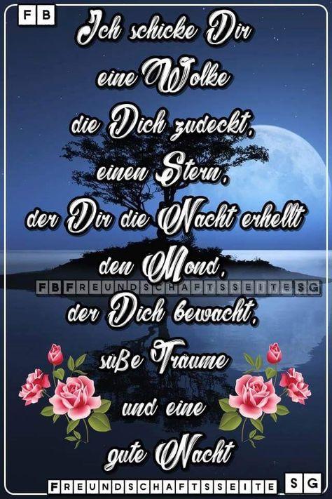 Gute Nacht Und Guten Morgen Grüße Gute Nacht Gute Nacht