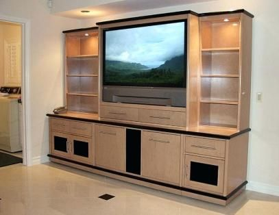 Take A Look In 12 Stunning Tv Stands With Storage Solutions That Will Keep Your Heads Up Modern Home Office Furniture Living Room Tv Wall Living Room Tv
