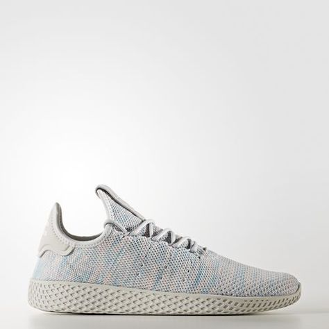 Adidas Pharrell Williams Tennis Hu Shoes In White Adidas Shoes Mens Adidas Tennis Shoes Adidas Pharrell Williams