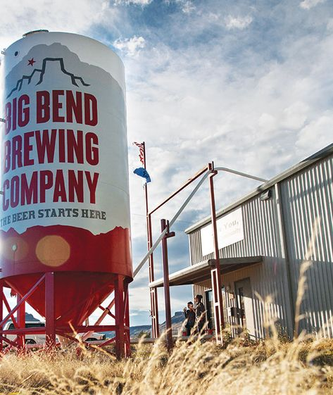 Big Bend Brewing Co. makes Beer with A West Texas Attitude. 3401 W. US 90 in Alpine. Tours take place at 3 p.m. Wed-Fri and at 2 and 3 p.m. on Sat. Admission: $10, which includes a sample of each beer and a pint of your favorite. Call 432/837-3700.