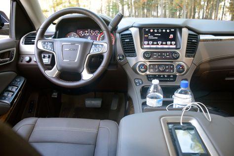 2016 GMC Yukon XL Denali 4x4