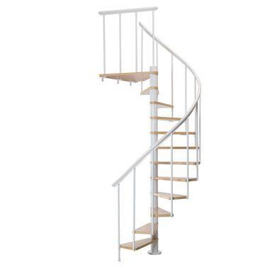 Schody Spiralne Calgary Biale Dolle Interior Design Stairs Design