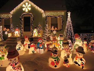 Christmas Decorations Outdoor Vintage Christmas Lights