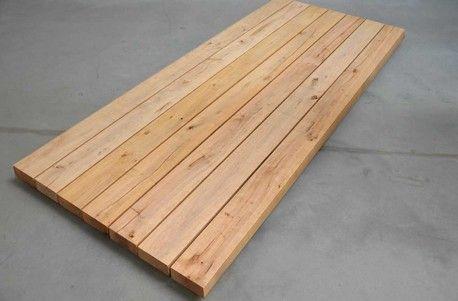 Eiche Garten Tischplatte Outdoor Tischplatten Tisch Eiche