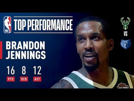 Brandon Jennings Shows Out In His Return To The Bucks -