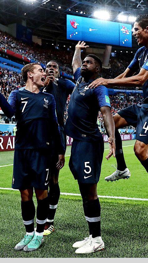 """France 1 - Belgique 0 (Samuel Umtiti """"casse la démarche"""")"""