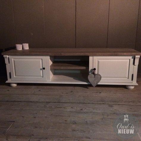 Ikea Tv Kast Bonde.Tv Meubel Atlanta Scandinavische Stijl Meubels Tv Meubels En