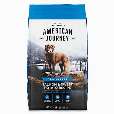 American Journey Dry Dog Food Natural Grain Free Salmon