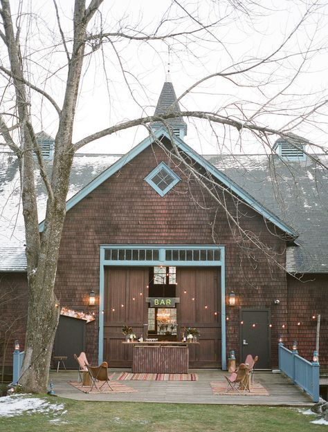Gorgeous Barn Venue in the Berkshires