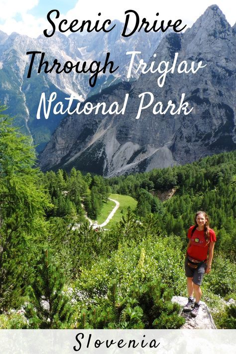Triglav is Slovenia's amazing gem. Its only national park. Our favorite day there was probably the one when we drove through the park by car.