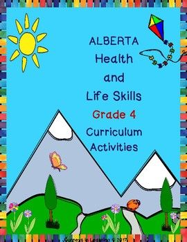 This Resource Has Been Created To Facilitate The Task Of Teaching The Many Prescribed Learning Outcomes Life Skills Life Skills Curriculum 6th Grade Activities