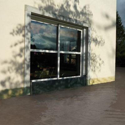 Barriere Anti Inondation Aquastop 140 X H 80 Cm En 2020 Castorama Panneau Pvc Et Local Professionnel