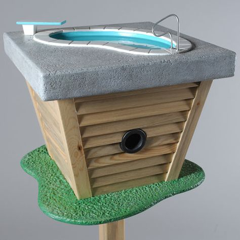 194a89caf4bfe Una casa de lujo para los pájaros más afortunados