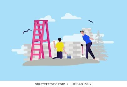 Image result for working outside cartoon
