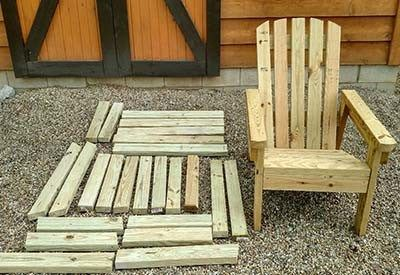 2x4 Patio Furniture Plans.2x4 Diy Adirondack Chair Perfect For The Patio Backyard Or Fire