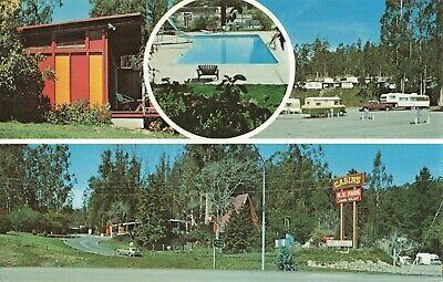 Postcard Cabana Holiday Salinas California Ebay Salinas California