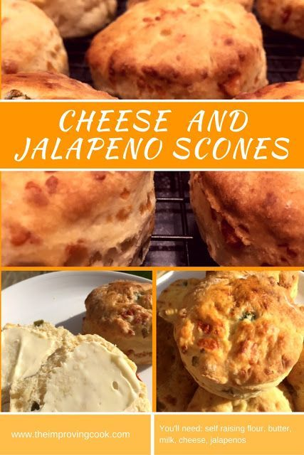 Cheese And Jalapeno Scones Recipe Afternoon Tea Recipes Food Scone Recipe