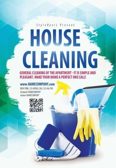 Create Amazing Flyers For Your Cleaning Business By Customizing Our Easy To Use Templates Down Cleaning Service Flyer Cleaning Business Cards Cleaning Service