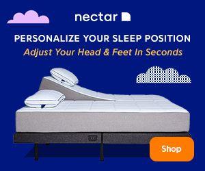 Nectar Adjustable Frame Adjustable Bed Frame Man Cave Room