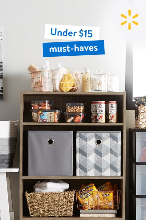 When college must-haves are under $15, it's easy to save on everything from storage to decor  more with free two-day delivery. However you go back, we've got your back. Ships in 2 business days. $35 min. Restr. apply.