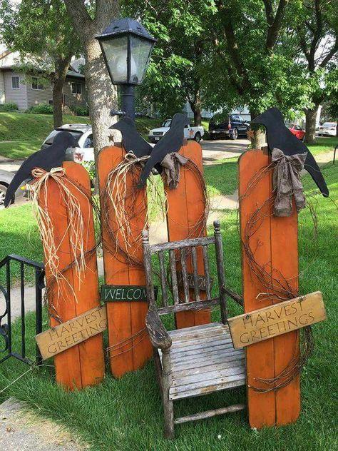 . #fallharvestdecorationssigns