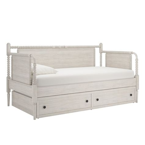 Chingford Twin Daybed With Trundle In 2020 Daybed With Trundle
