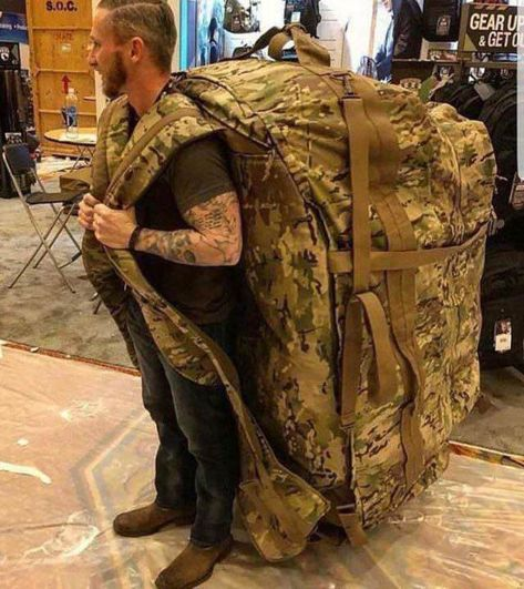 It's easy to overpack a bug out bag. Don't let your supplies drag you down in a bug out scenario. Our guide on the best bug out bags can help. #preppers #survival