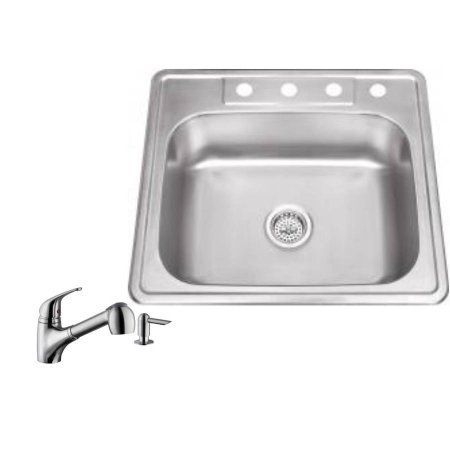 Home Improvement Products Stainless Steel Kitchen Sink Pull